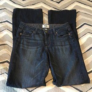 Paige skyline boot cut jeans 👖 Size 28